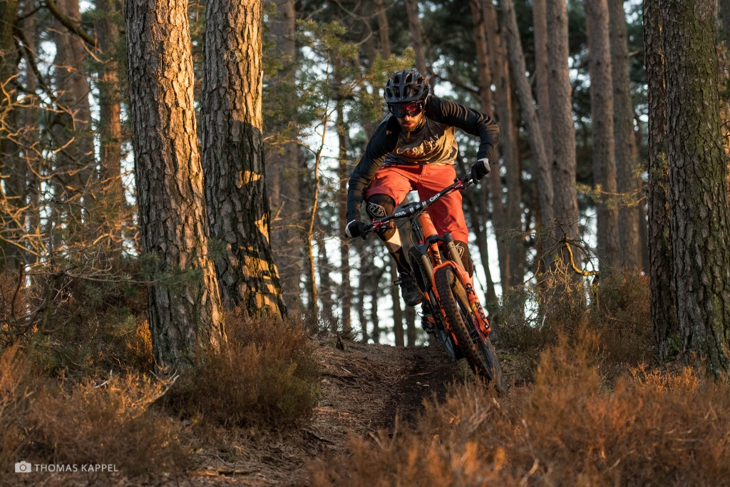Shooting MTB Pfalz